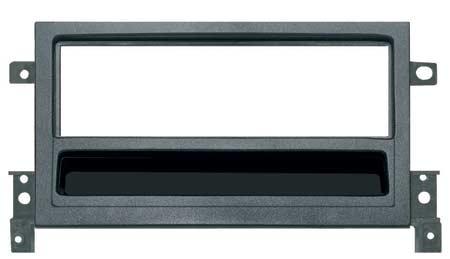 Mascherina Autoradio Suzuki Swift 2005-2011 1 2 Doppio Din Cassetto 3343